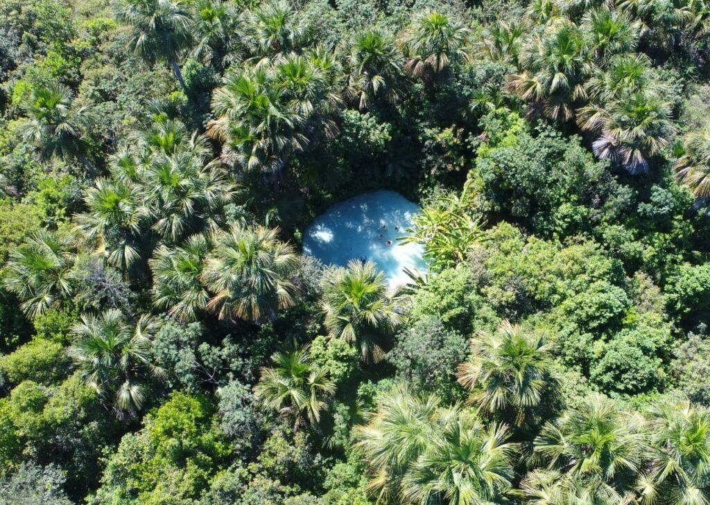 Naturatins-Fervedouro-Bela-Vista-Fernando-Alves-Governo-do-Tocantins-1024x729 Atrativos Naturais Especiais do Tocantins passam a ser licenciados conforme o porte