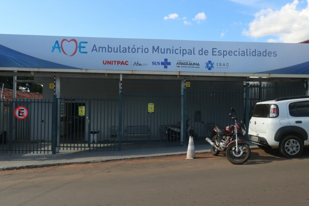 Nova-extensao-do-AME-1-1024x682 Ambulatório Municipal de Especialidade oferece atendimento especializado para problemas respiratórios em crianças de Araguaína