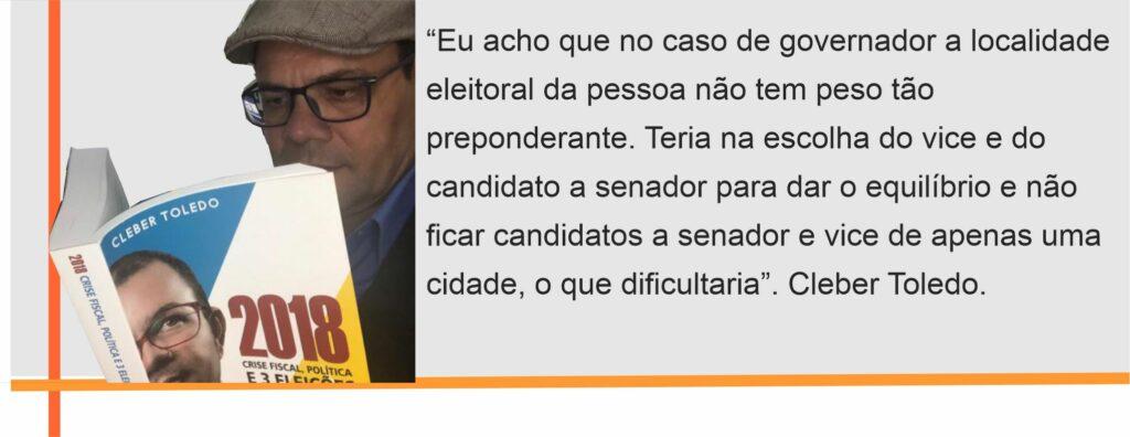 Politica-Cleber-Toledo-1024x396 Jornalistas e cientista político analisam a força dos colégios eleitorais nas eleições de 2022 no Tocantins