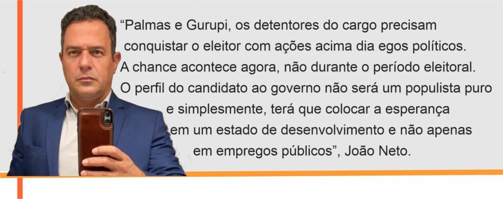 Politica-Joao-Neto-1024x407 Jornalistas e cientista político analisam a força dos colégios eleitorais nas eleições de 2022 no Tocantins