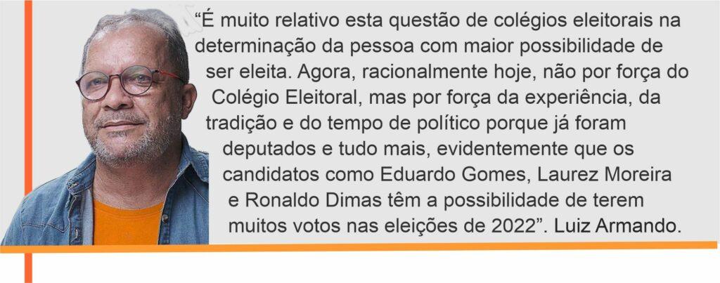 Politica-Luiz-Armando-1024x403 Jornalistas e cientista político analisam a força dos colégios eleitorais nas eleições de 2022 no Tocantins