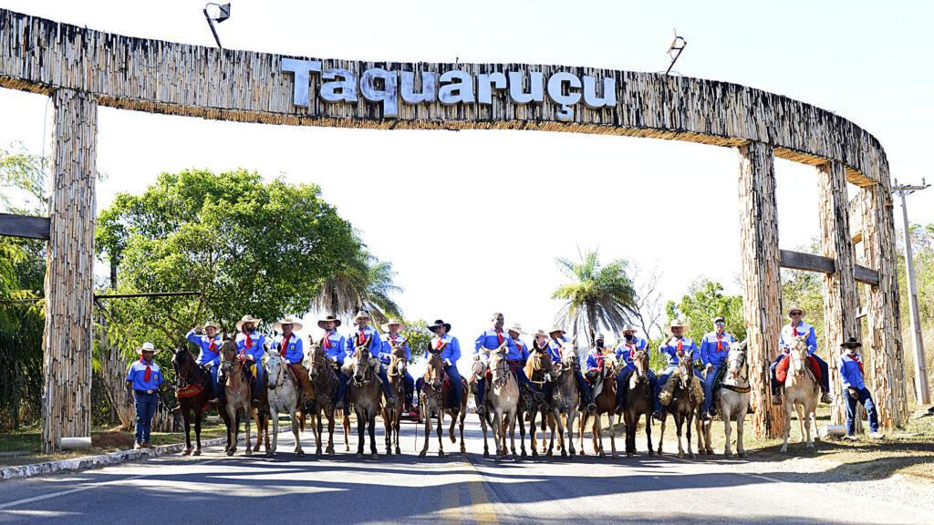 TROPEIROS-FOTO-LIA-MARA-13-1024x576 Comitiva de Tropeiros de Taquaruçu inicia peregrinação ao Senhor do Bonfim
