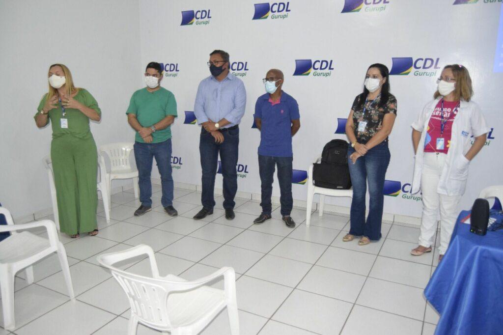ACIG-curso-profissionalizante-1024x682 ACIG, Senai e CDL iniciam o primeiro curso profissionalizante da parceria entre entidades