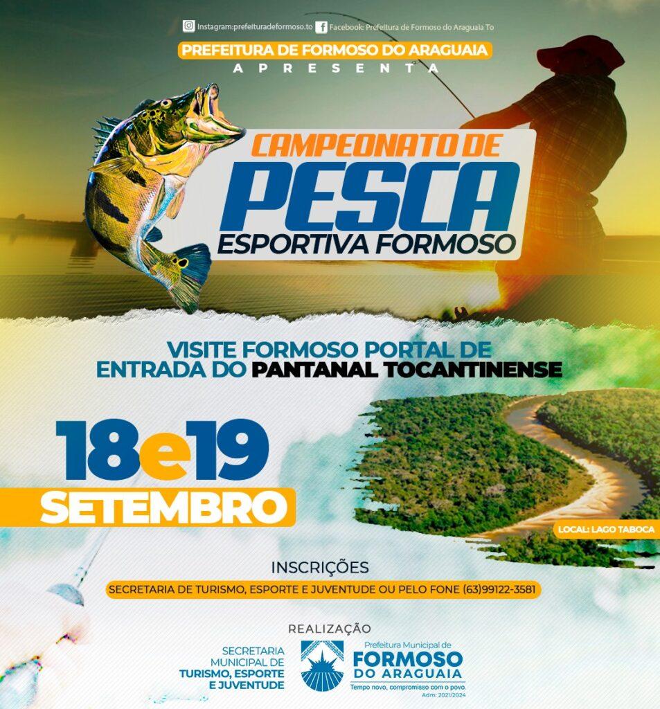 CAMPEONATO-DE-PESCA-ESPORTIVA-953x1024 Campeonato de Pesca Esportiva no lago Taboca em Formoso do Araguaia estão com inscrições abertas