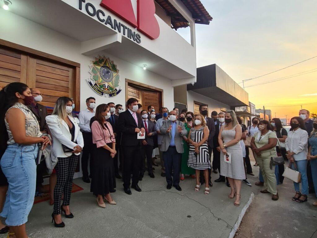 IMG-20210914-WA0092-1024x768 OAB Tocantins inaugura Subsede para atender advogados de Taquaralto e região Sul de Palmas