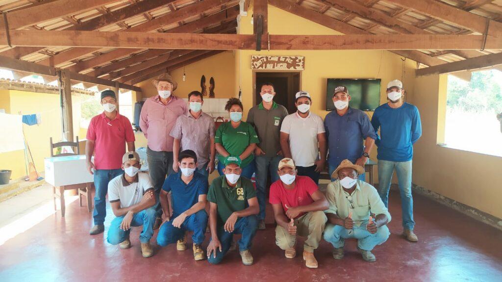 SENAR-Peixe-pedro-luiz-sindicato-rural-1024x575 Parceria entre Sindicato Rural de Peixe e Senar incentiva trabalhadores de Peixe com condições de permanência no mercado de trabalho