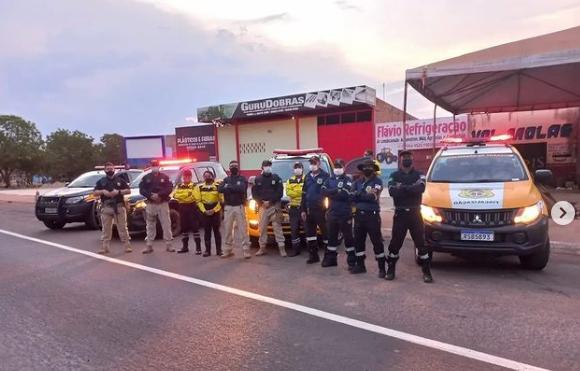 gurupi Operação Alcoolemia Zero em Gurupi registra 34 multas e oito veículos são apreendidos