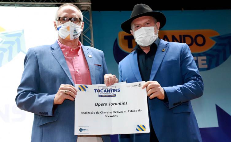265511 Dezesseis unidades de saúde estaduais retomarão as cirurgias eletivas, anuncia Governo do Tocantins