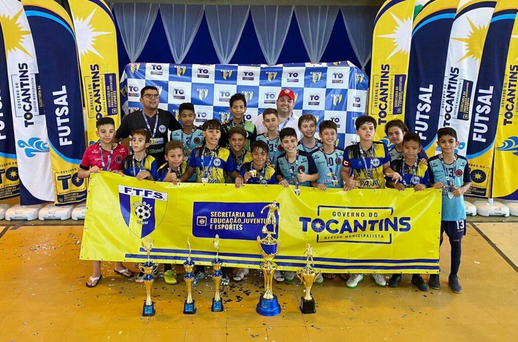 Copa-futsal-governo-do-Tocantins-1024x676 CFA Grêmio de Palmas vence a Copa Governo do Tocantins de Futsal Sub-11