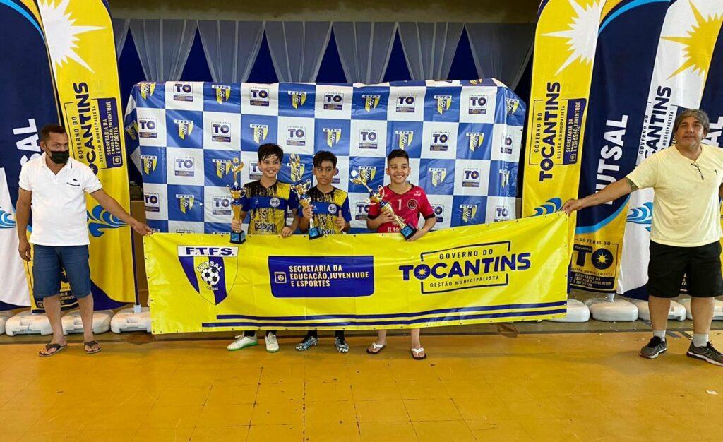 Copa-futsal-governo-do-Tocantins-4-1024x626 CFA Grêmio de Palmas vence a Copa Governo do Tocantins de Futsal Sub-11